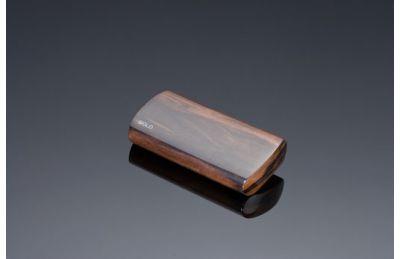 Wood Cigar Pouch