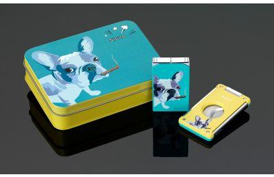 Dog Lighter & Cutter Set