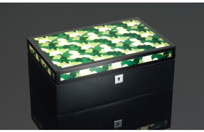 Camouflage humidor