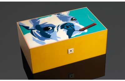 Year of The Dog Humidor