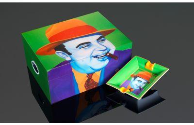 Christian Develter series-AL Capone