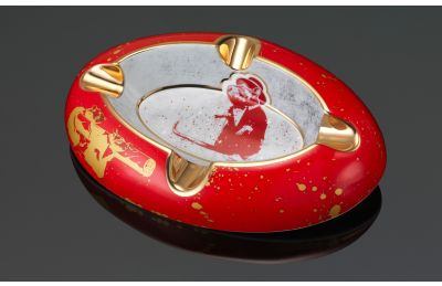 Year of the Rat ashtray